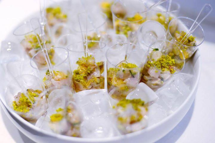 Chloé cuisine en vert