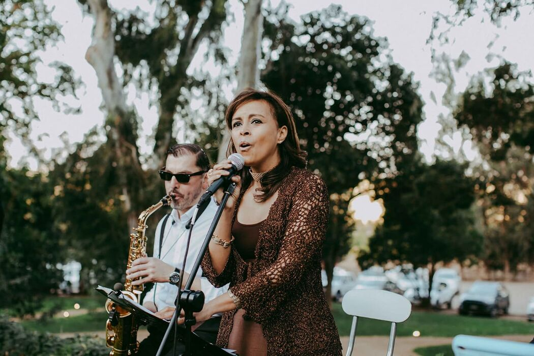 Janice Moreira Bossa Nova Lounge Music