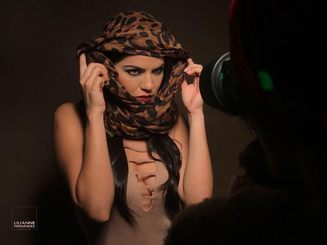 Lilianne Fernandez Make-up Artist