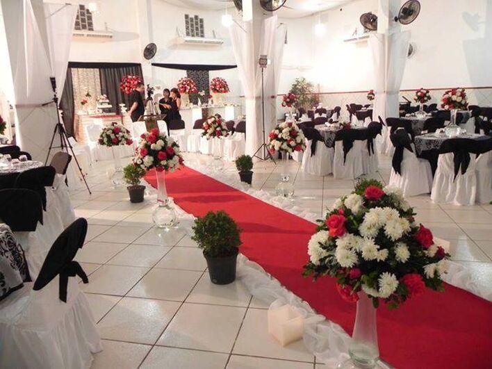 Salão de Festas Kairós