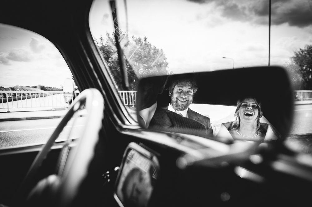 Journalistieke, creatieve, eigntijdse bruidsfotografie