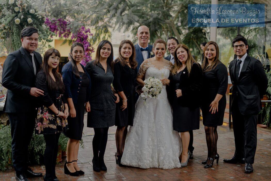 Fiorella Lescano Buzzio - Wedding Planner