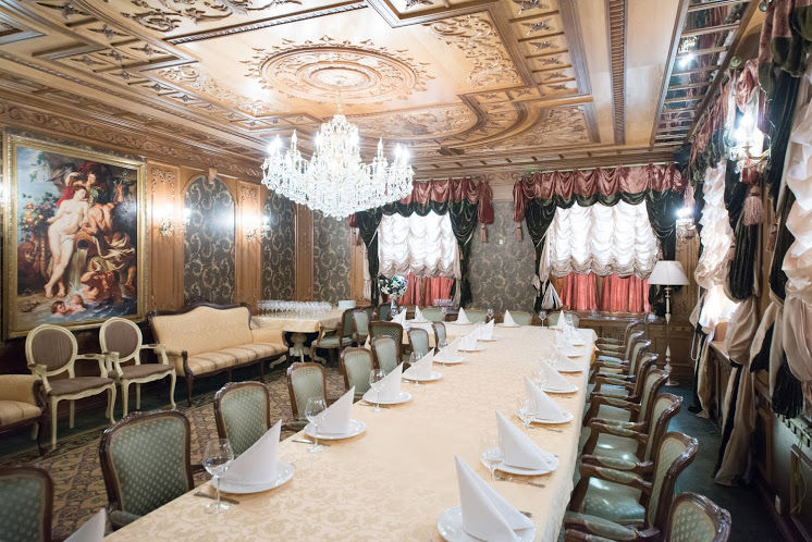 Ресторан Montrachet