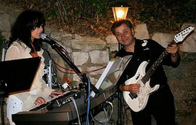 Beispiel: Andy Richter, Foto: Andy Richter Band.