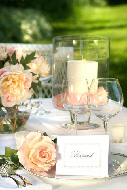 Beispiel: Hochzeitsdekoration, Foto: Carpe Diem Event Manufaktur.