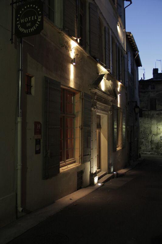 Hôtel de l'Amphithéâtre***
