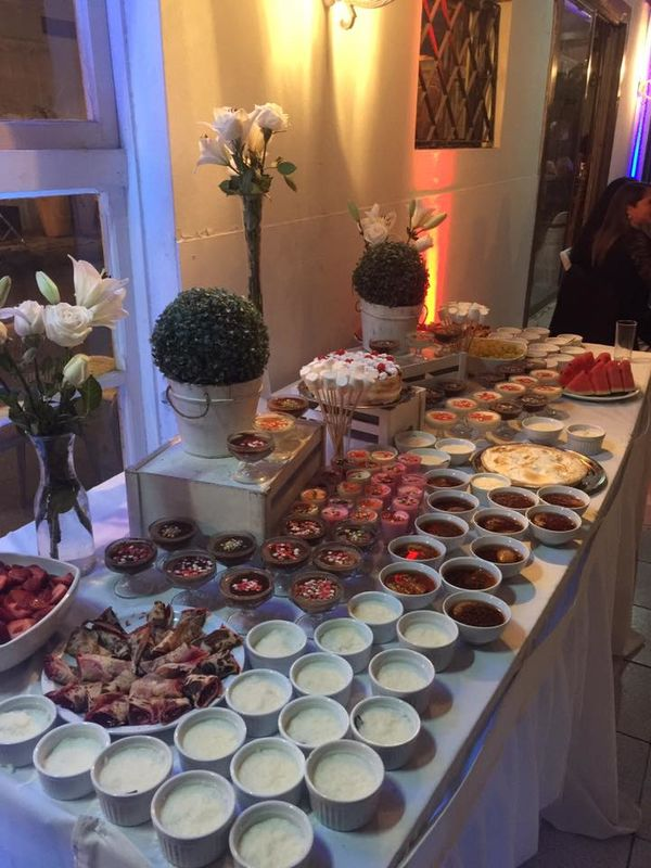 Banquetes y Bodas