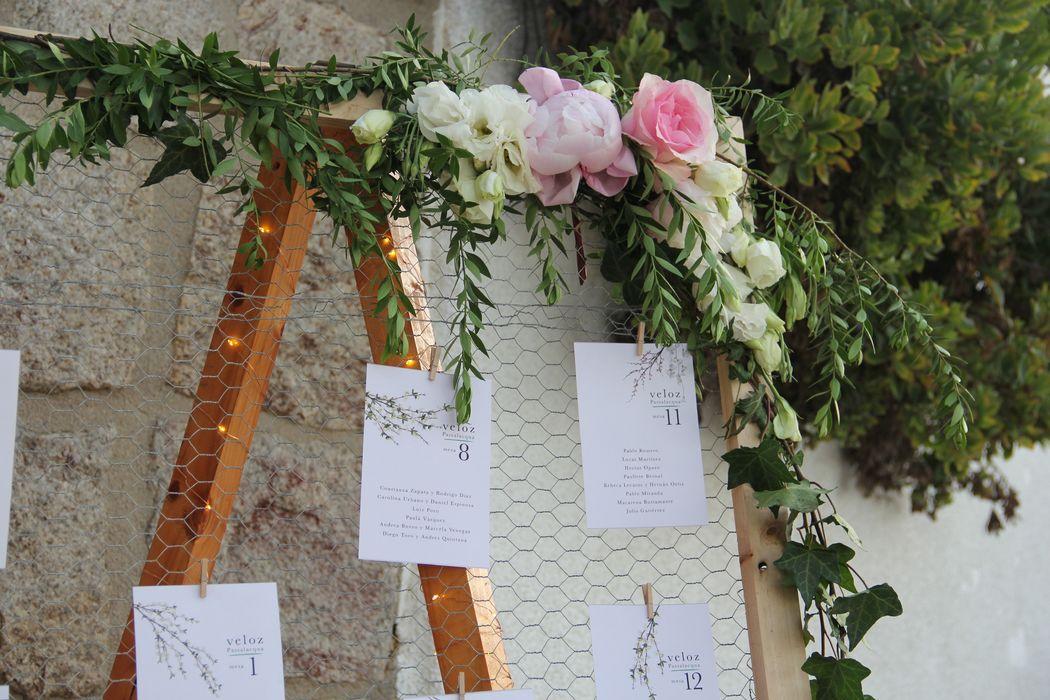 Floristería Tussie Mussie