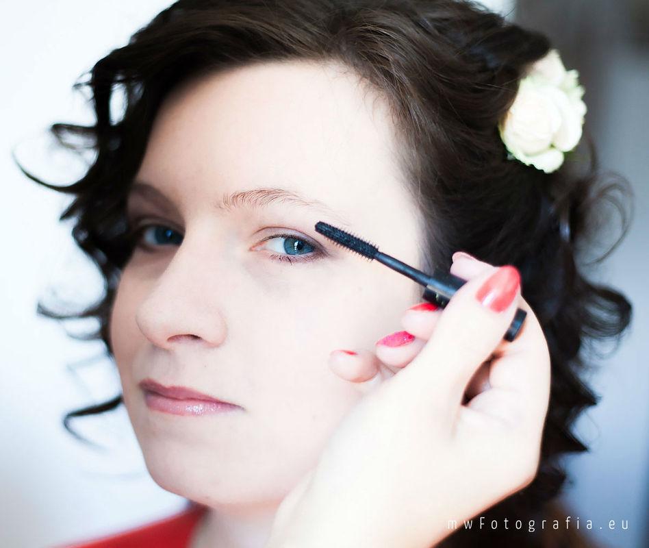 MWFotografia Studio - makijaż ślubny