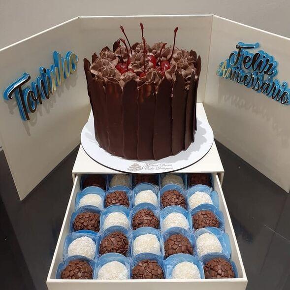 Márcia Ducca Cake Designer