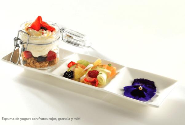 Creación de platillos con diseños originales e innovadores - Foto Banquetes Ambrosía