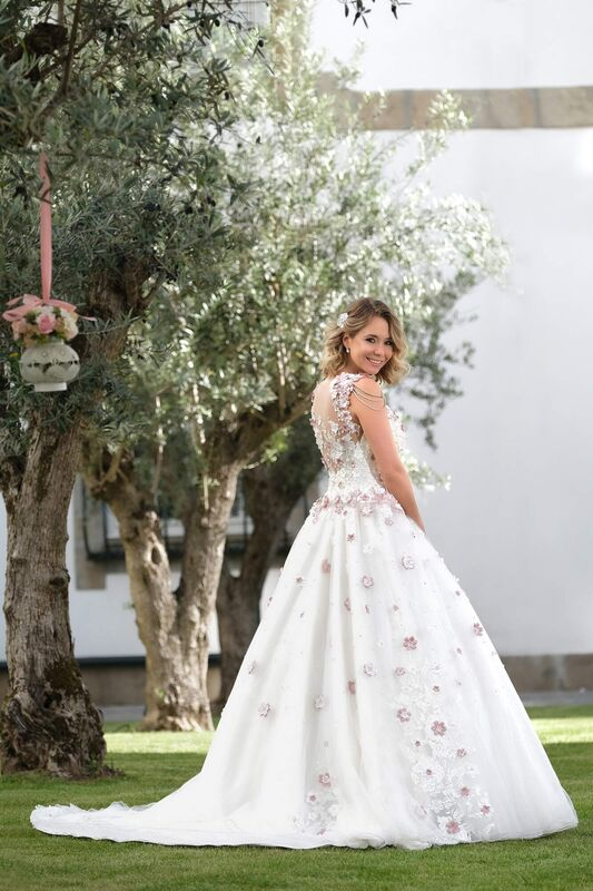 Tervel Noivas/Estilista Marta Serrão