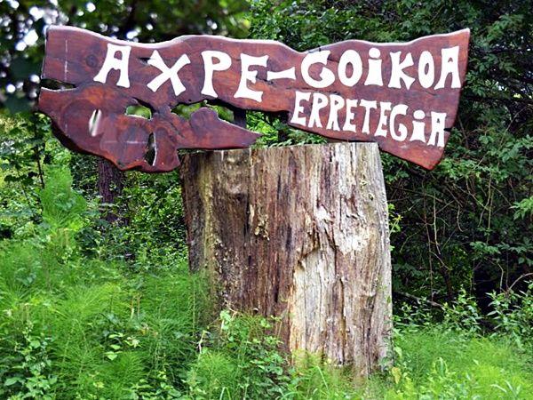 Restaurante Axpe Goikoa