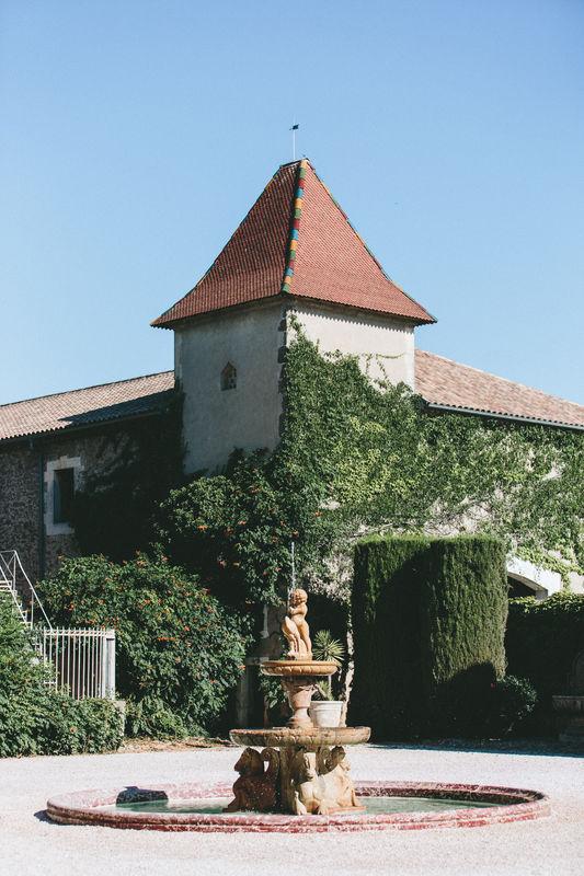 Château de Paraza