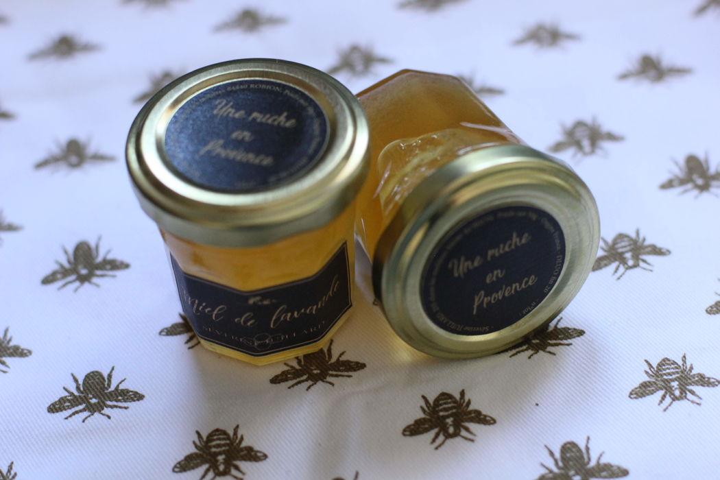 Une ruche en Provence