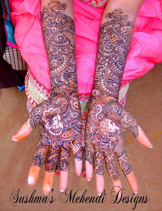Sushma's Mehendi Designs
