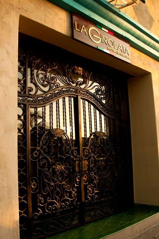 Restaurante La Girolata