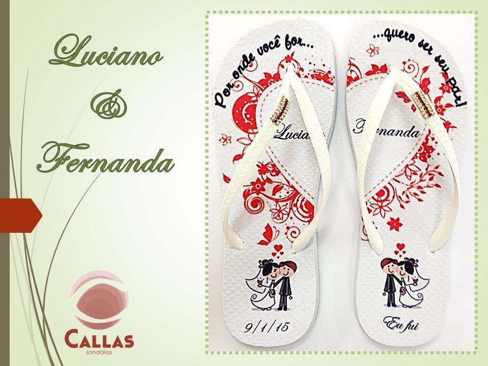 Callas Sandálias