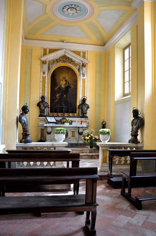 Cappella privata - Villa Gaia Gandini