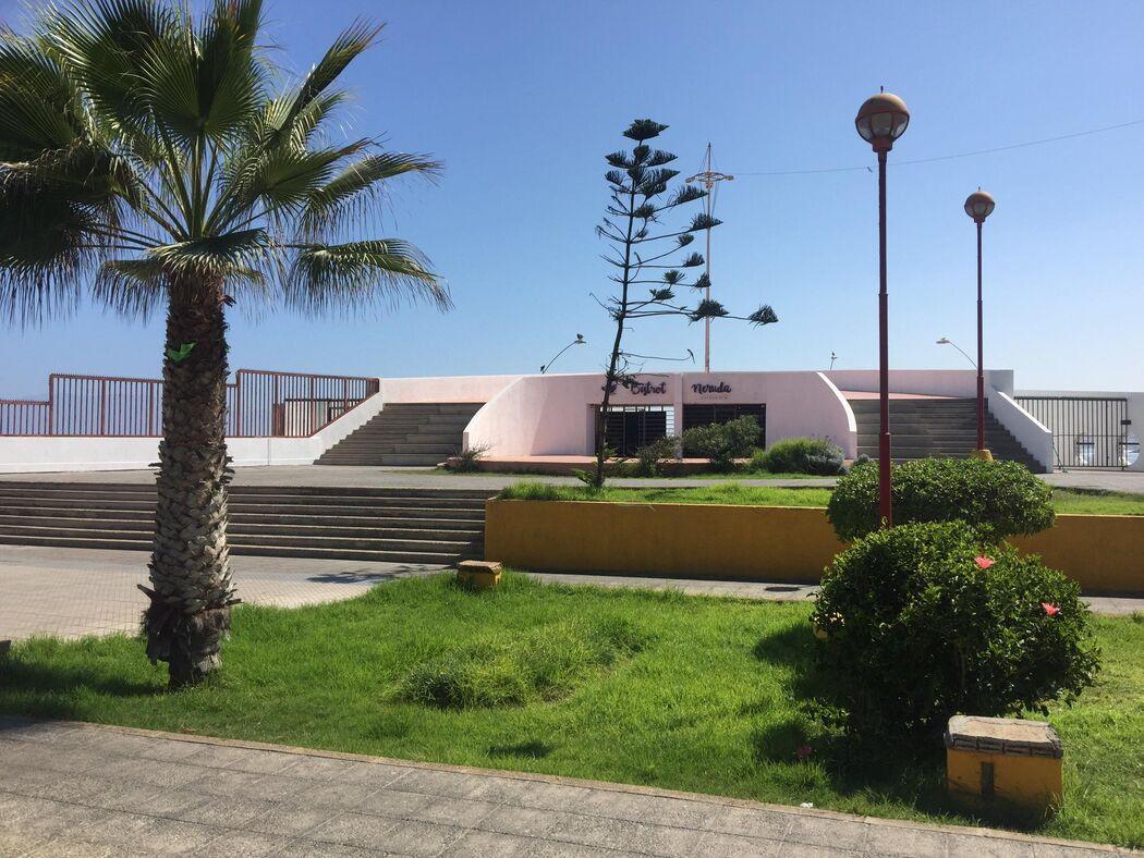 Centro de Eventos Bordemar