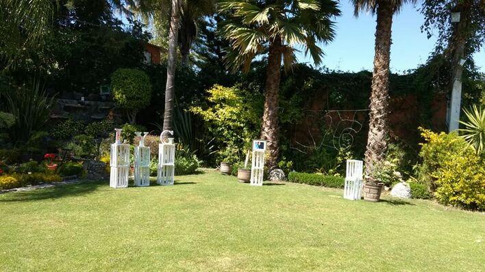 Jardín Canto del Agua