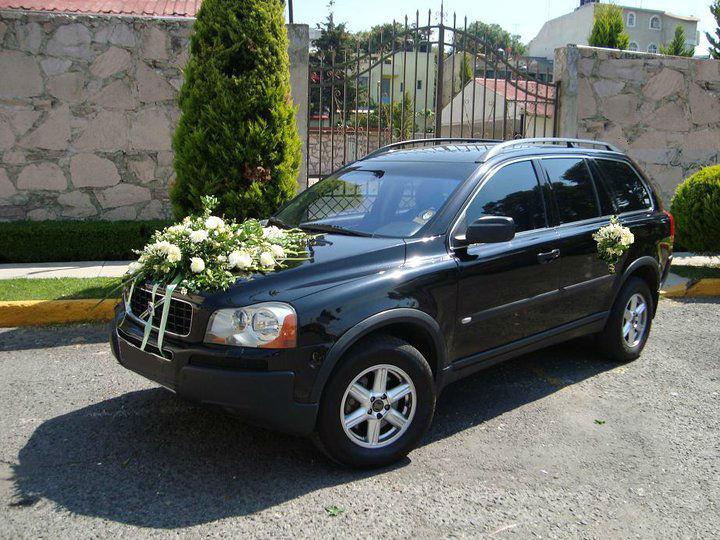 Wedding Cars, empresa de renta de autos para boda en México, DF