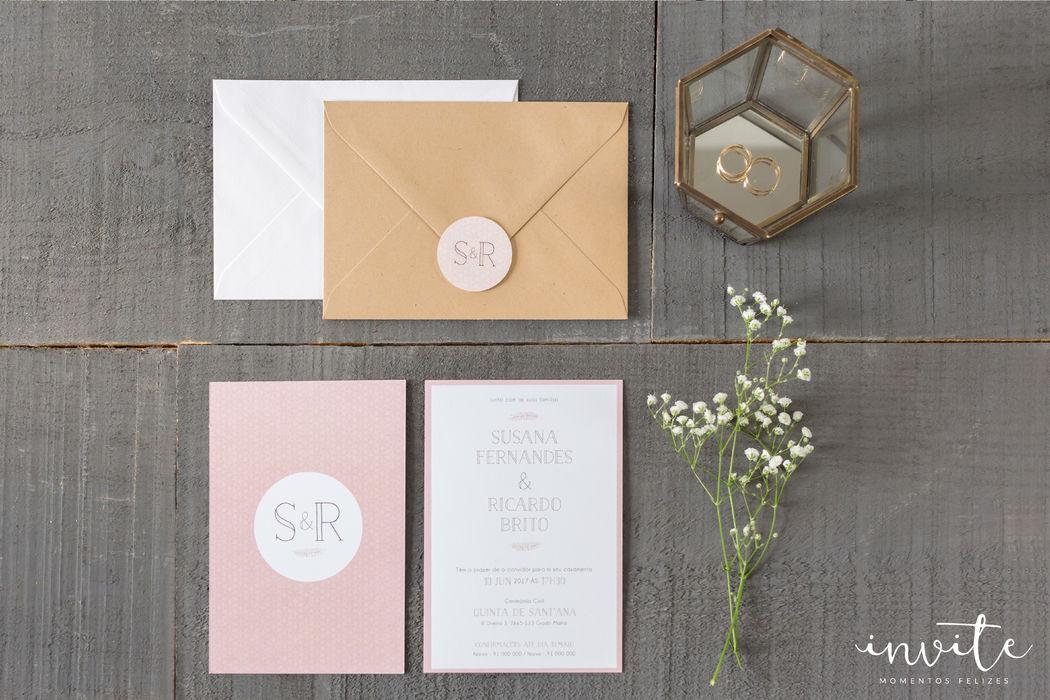 Convite Pink