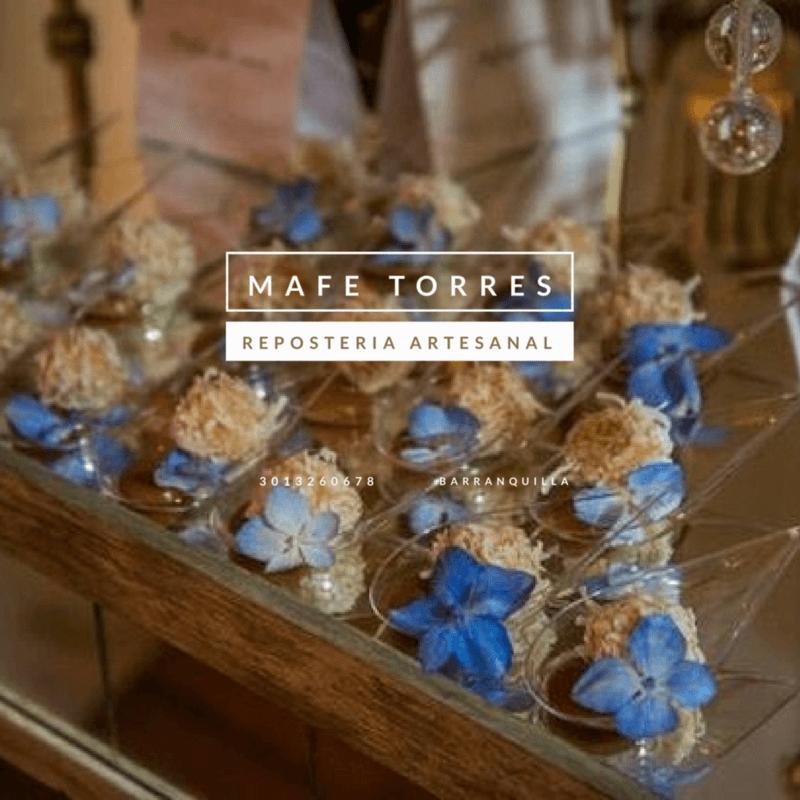 Mafe Torres - Repostería Artesanal