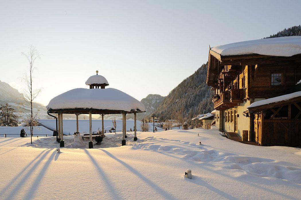 Winterzauber im Kaiserwinkl