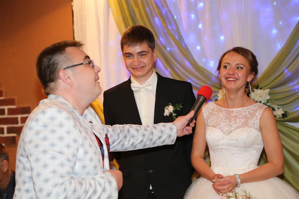 Свадебный ведущий Артем Андреев