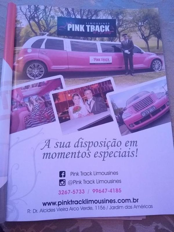 Pink Track Limousines