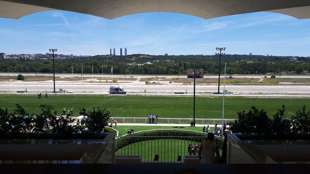 Hipódromo de la Zarzuela by Mallorca Catering