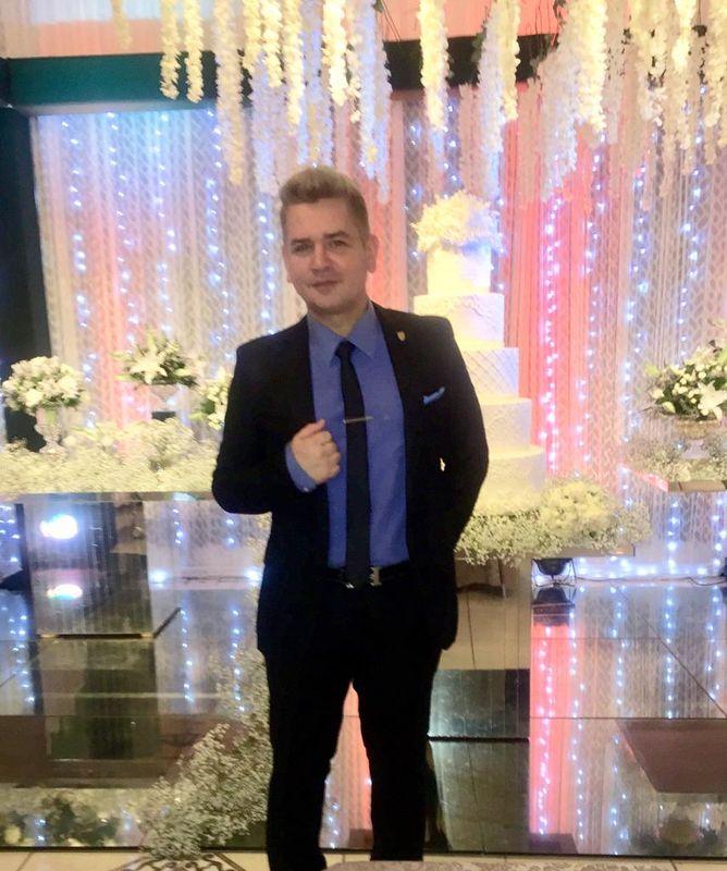 André Morrevi Celebrante de Casamentos