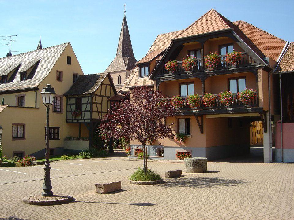Hôtel l'Abbaye d'Alspach