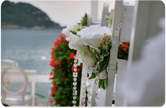 Decoración de boda. Caty Gomez Wedding Planner Acapulco