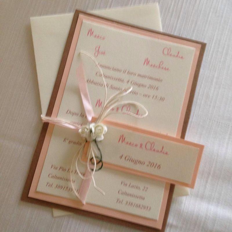 Your wedding creation