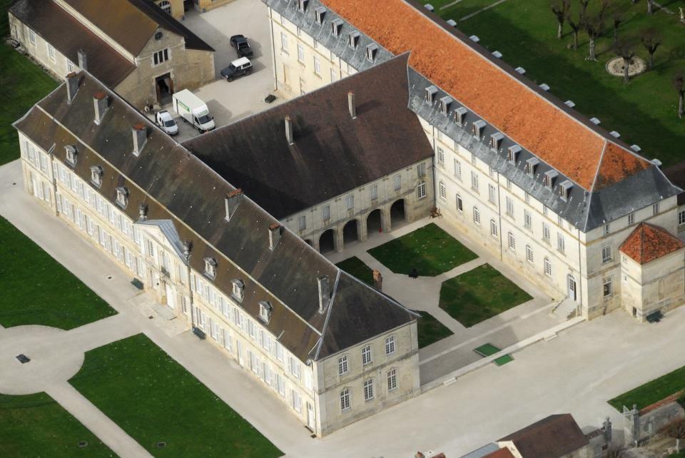 Abbaye d'Auberive