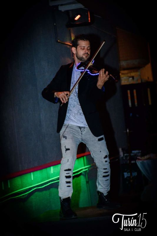 Dani Electric Violin