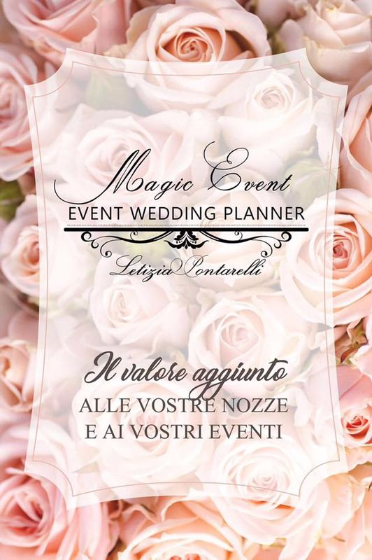Magic Event di Letizia Pontarelli