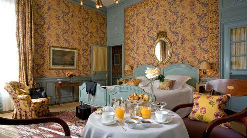 Beispiel: Hotelzimmer, Foto: Splendia.