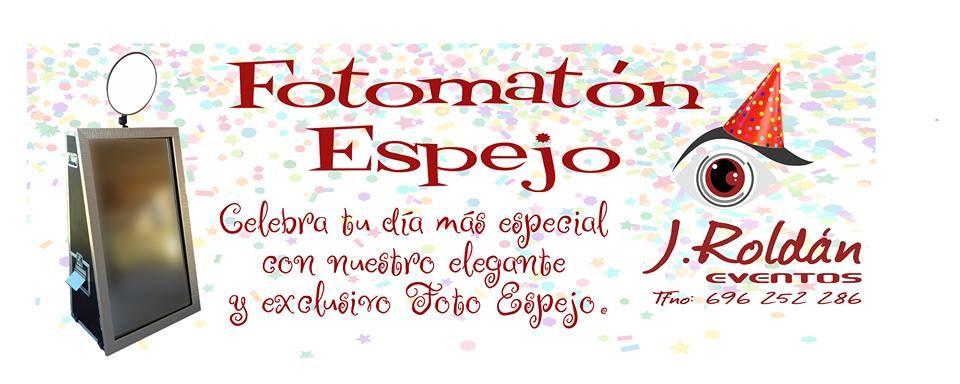 FOTOMATÓN ESPEJO J.ROLDAN EVENTOS