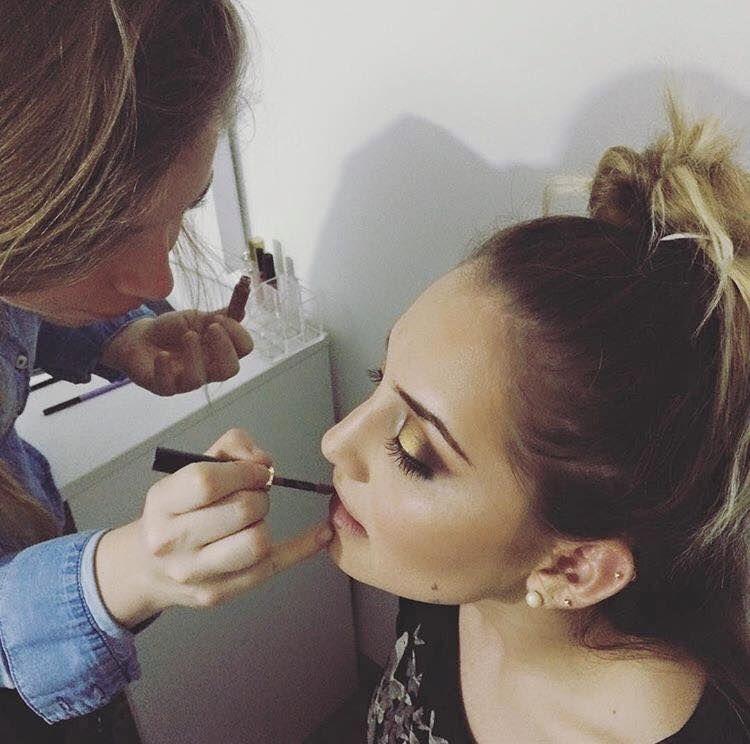 Luisana Moncada Make Up Artist