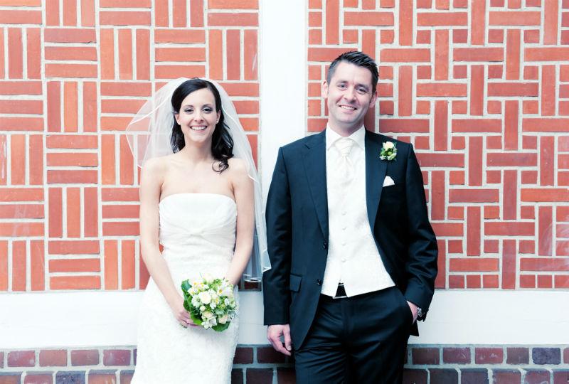 Beispiel: Hochzeitsreportage in Jork, Foto: Rea Papke Photography.