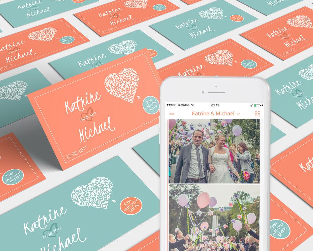Wedbox - Application photo de mariage