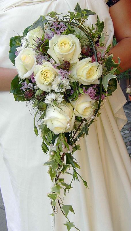 Beispiel: Brautstrauß, Foto: Pusteblume.