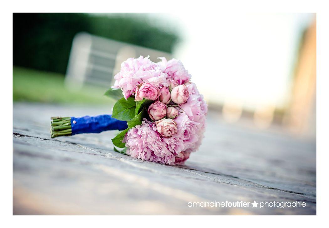 Au Jardin d'Egly - bouquet de pivoines