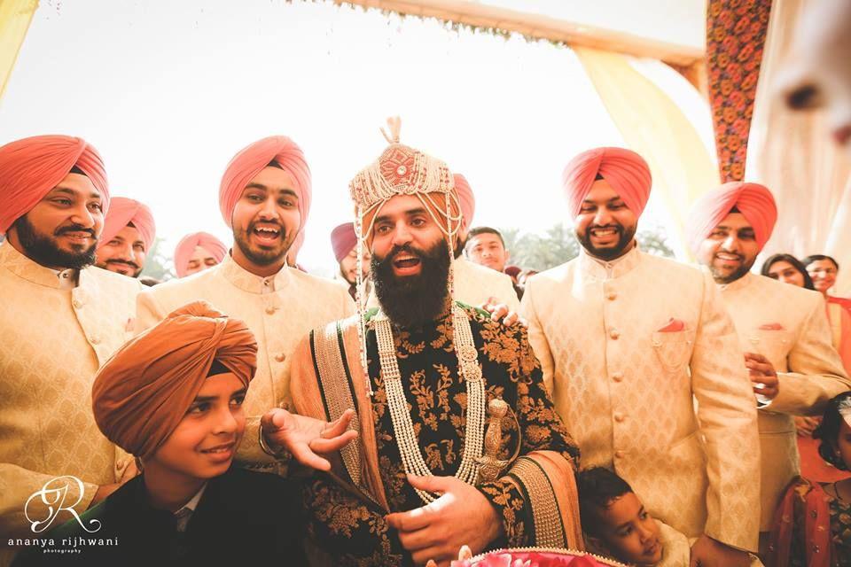 Weddings by Ananya Rijhwani