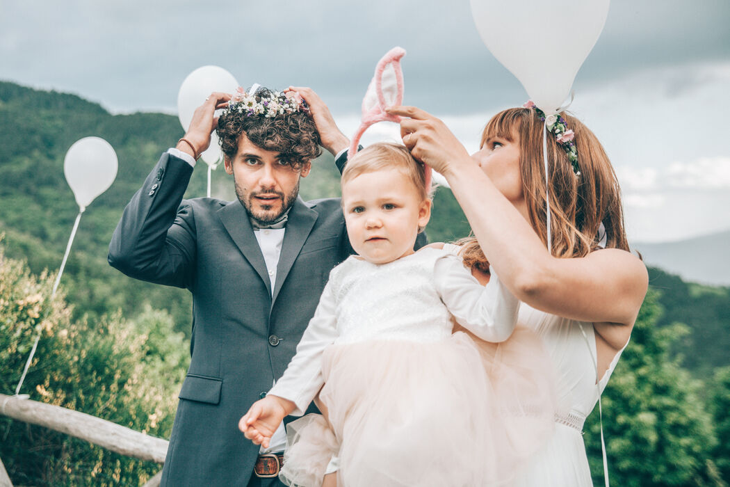 BOW WEDDING PHOTO