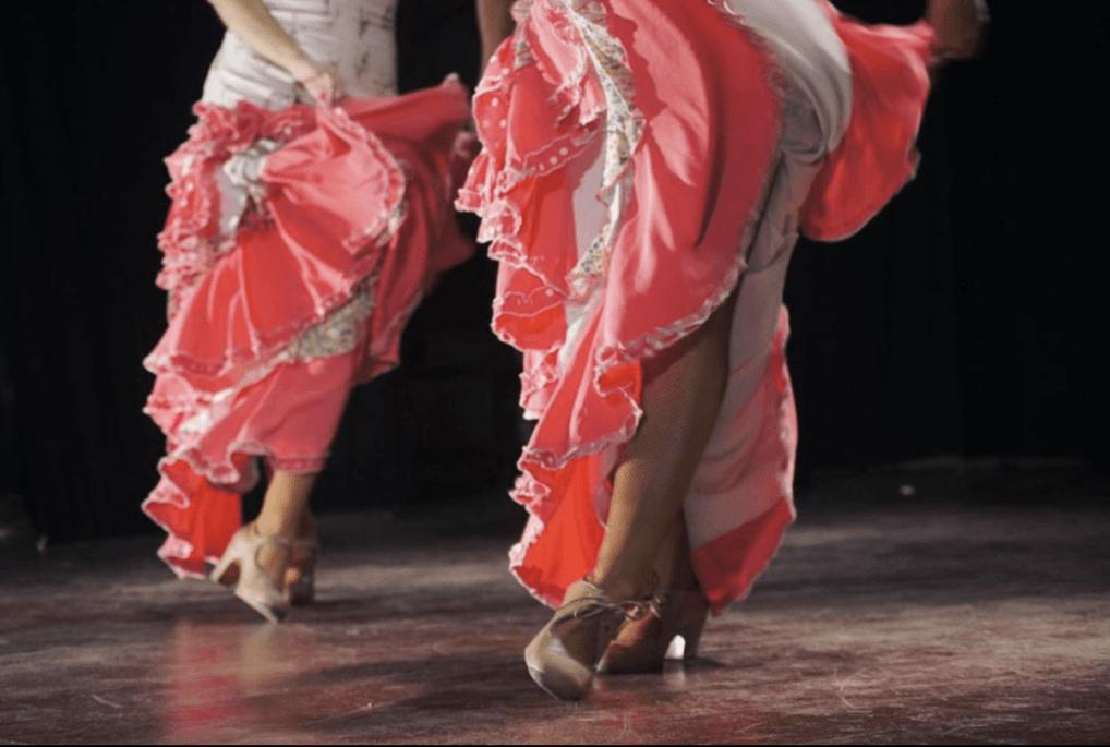 Coral Trajes de Flamenca
