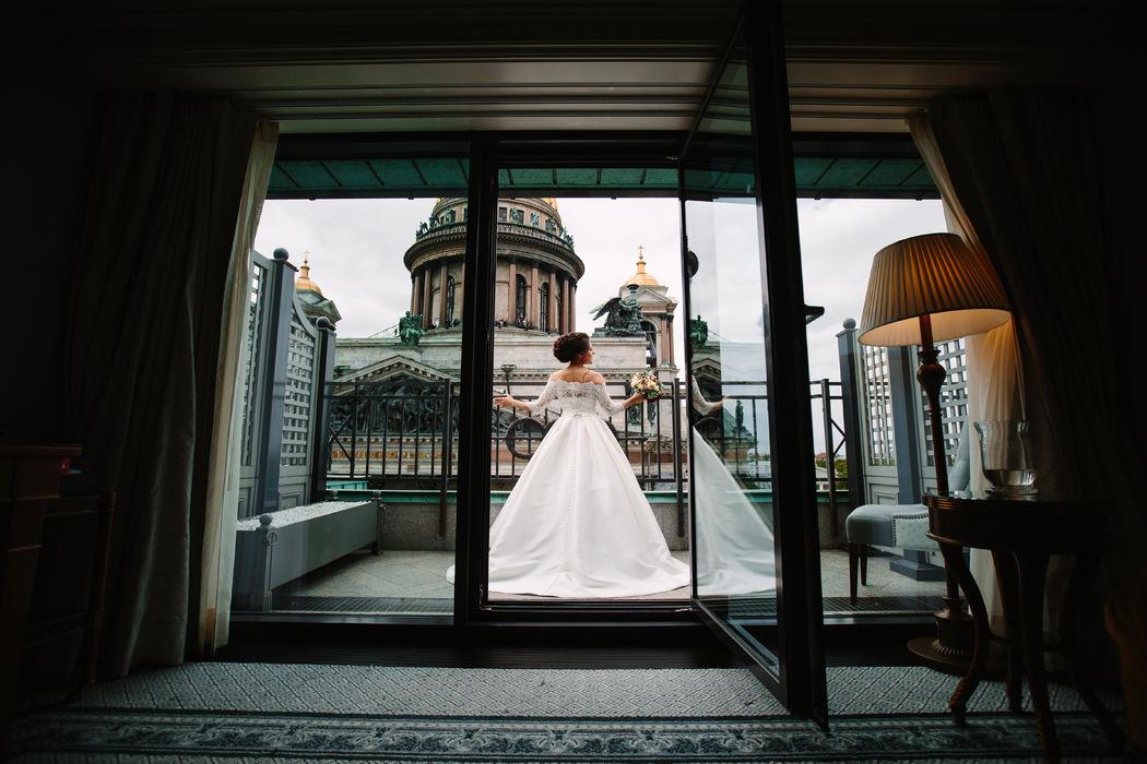 Свадебный фотограф Андрей Василисков